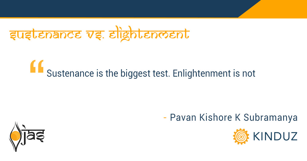 sustence-vs-enlightment