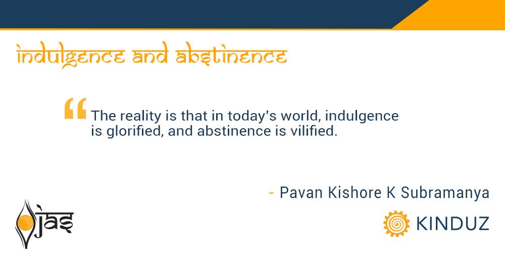 indulgence-and-absistence